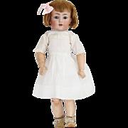 German Bisque Character Doll 117n by Kammer & Reinhardt