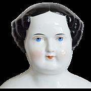 Kestner Modified Flat Top Hairstyle German China Head Doll