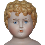 Alt, Beck & Gottschalck Bisque Parian Shoulder Head Doll