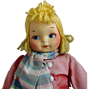 Molly-'es Cloth International Dutch Doll