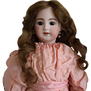 Simon & Halbig Bisque Head 1009 Lady Doll
