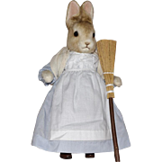 Mrs. Rabbit by R. John Wright Dolls