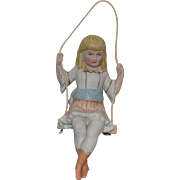 German All Bisque Blonde Girl Swinger