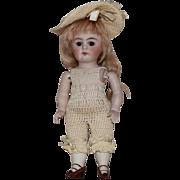 Kestner All Bisque German Doll