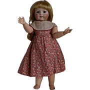 Lanternier French Bisque Child Doll