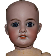 German Bisque Head Doll Mold 1894