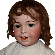 French Bisque Character Doll 236 SFBJ Baby
