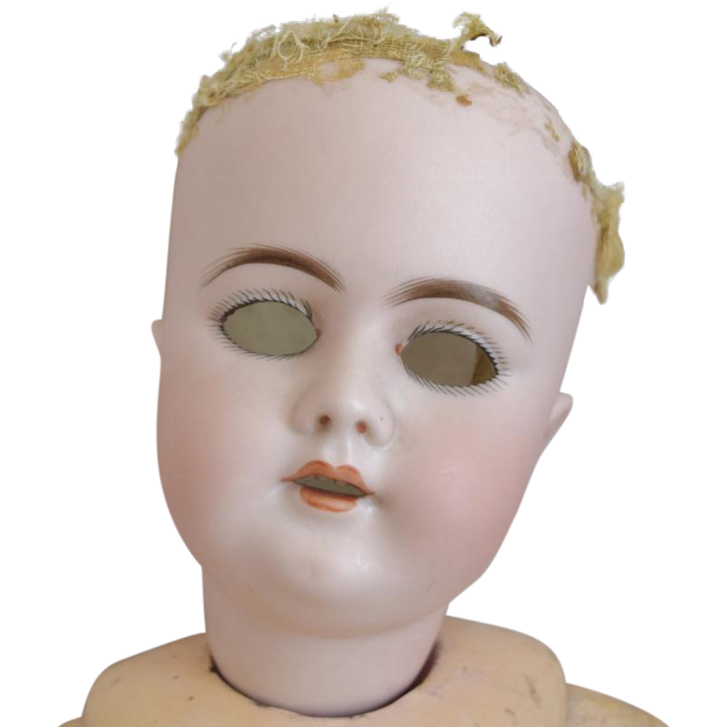 Heinrich Handwerck German Bisque Head Doll Mold 99