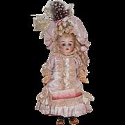 Kammer & Reinhardt Petite German Bisque Head Doll