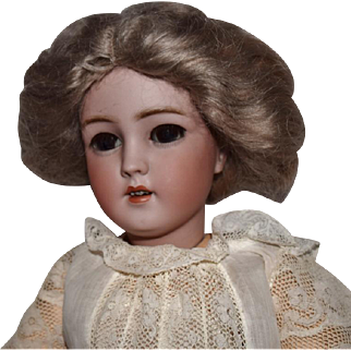 Simon & Halbig Bisque Head Lady 1159 Gibson Girl