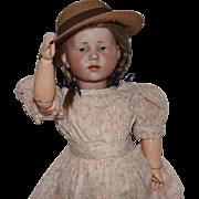 "Kammer & Reinhardt Bisque Head Character Doll 101 ""Marie"""
