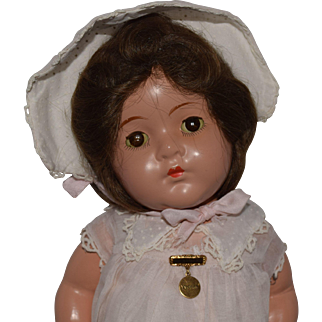 Dionne Quintuplet Yvonne Composition Toddler by Madame Alexander