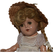 Madame Alexander Composition McGuffey Ana Doll in Original Costume