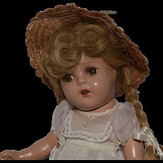 Madame Alexander Composition McGuffey Ana Doll in Original Costume