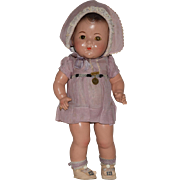Madame Alexander All Composition Dionne Quintuplet Toddler Doll