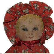 "Maude Tausey Fangel Cloth ""Sweets"" Doll by Averill"