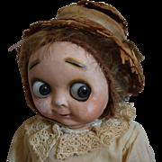 Hug Me Kids Composition Googly Doll in Original Costume