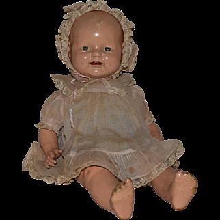 "Horsman Composition Toddler ""Dimples"""