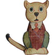 Kellogg's Oil Cloth Advertising Cat