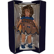 Lenci Felt Doll in Original Display Box