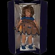 Lenci Felt Doll in Original Display Box