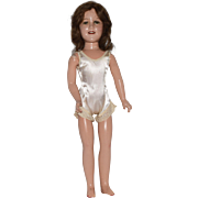 Deanna Durbin Composition Doll by Ideal