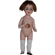 """All Bisque Orsini Character Girl """"Vivi"""" in Larger Size"""