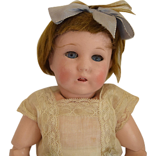 Unis France Composition Character Doll with Mold 251 SFBJ Head