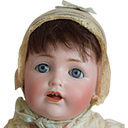 Kestner Bisque Head Character Baby Doll Mold 257
