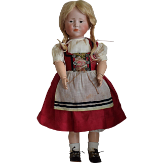 Kammer & Reinhardt Bisque Head Character Doll Marie Mold 101