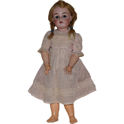 Kestner German Bisque Head Doll Mold 167