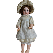 French Bisque Jullien Doll with Character Face