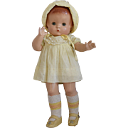 Effanbee All Original Composition Patsy Doll