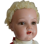 Kammer & Reinhardt Celluloid Head Child Doll
