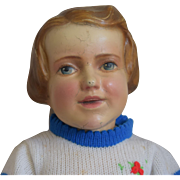 Jessie McCutcheon Raleigh Composition Character Doll