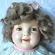 Madame Alexander Composition Mama Doll