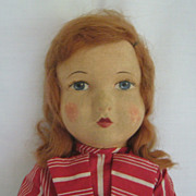 Chad Valley Cloth Child Doll