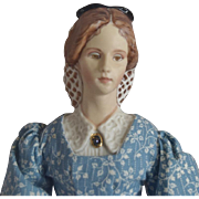 "Kathy Redmond Artist Souvenir Doll Little Women ""Jo"""