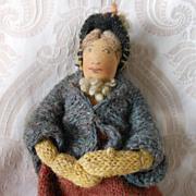 New Brunswick Cloth Doll