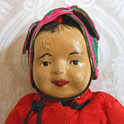Five Finger Ching Chinese Cloth Benefit Doll