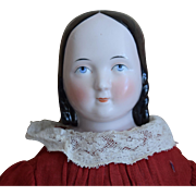 German China Head Sophia Smith Doll by Kestner