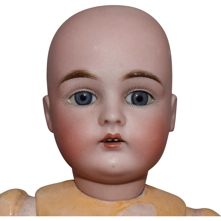 Kestner Bisque Head Doll Mold 167