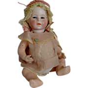 Swaine Bisque Head Character Baby