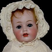 Kestner German Bisque Head Character Baby 257
