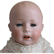 "German Bisque Character Baby ""Lori"" by Swaine & Company"