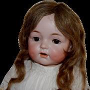 Kammer & Reinhardt German Bisque Head Character Baby