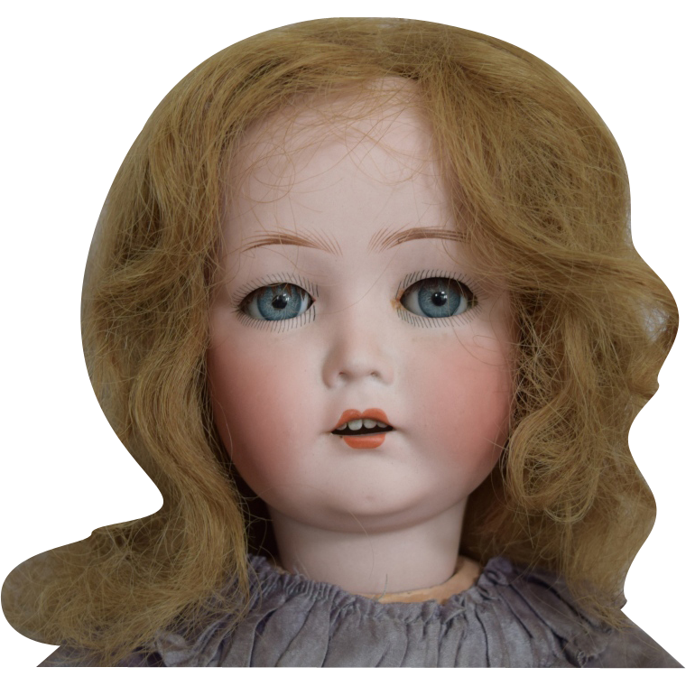 Dressel German Bisque Character Doll