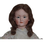 Kley & Hahn German Bisque Head Character Doll 549