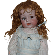 Kammer & Reinhardt German Bisque Head Character Toddler 122
