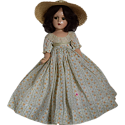 Scarlett O'Hara Composition Doll by Madame Alexander
